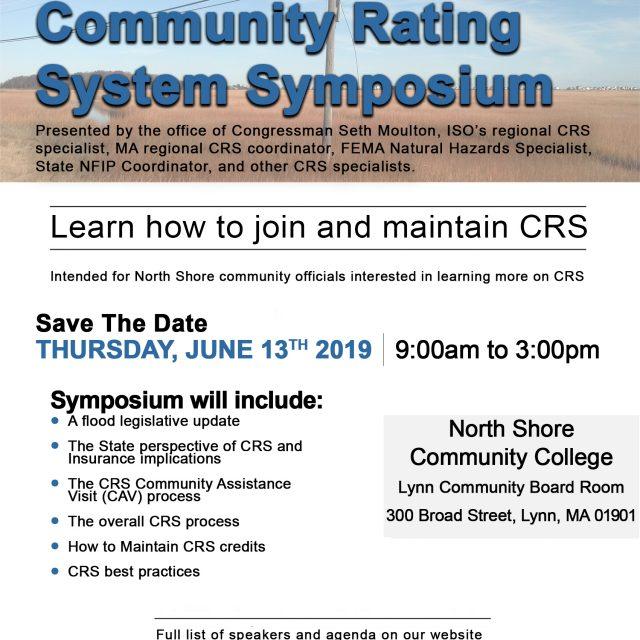 CRS Symposium