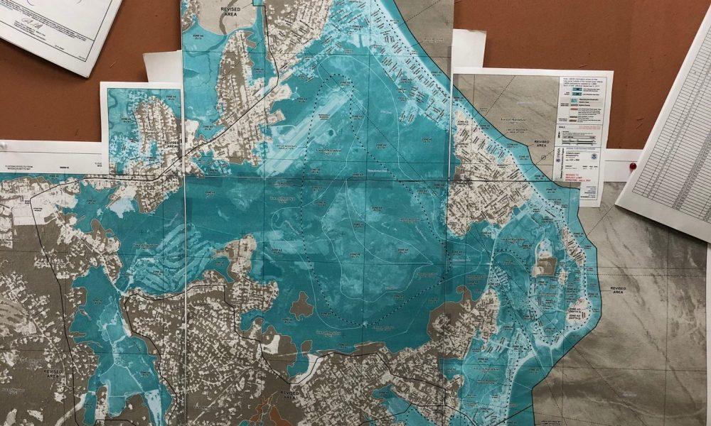 Marshfield Flood Maps Change Today