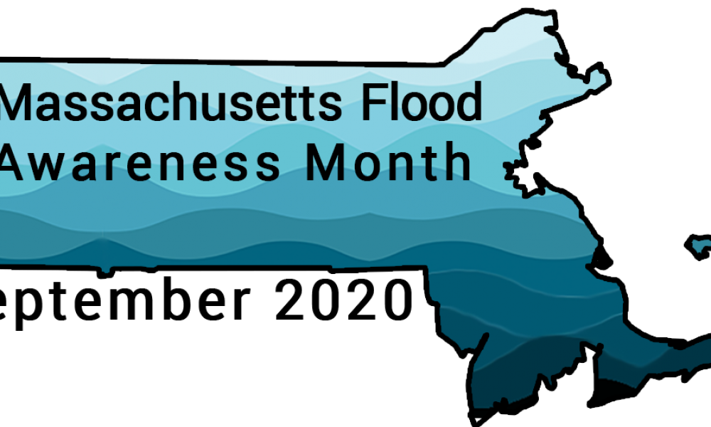PRESS RELEASE  For Immediate Release: SEPTEMBER TO BE PROCLAIMED FLOOD AWARENESS MONTH IN MASSACHUSETTS