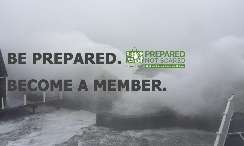 Hurricane Dorian- Always Be Prepared
